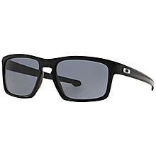 Buy Oakley OO9262 Sliver Sunglasses Online at johnlewis.com