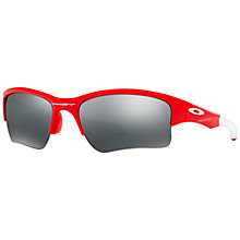 Buy Oakley OO9200 Quarter Jacket Polarised Sunglasses Online at johnlewis.com