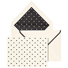 Buy kate spade new york Note Card Set Online at johnlewis.com