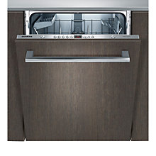 Buy Siemens SN65M032GB Fully Integrated Dishwasher Online at johnlewis.com