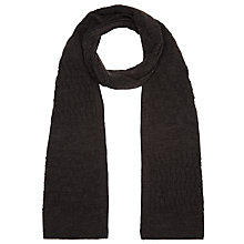 Buy Kin by John Lewis Texture Patch Scarf Online at johnlewis.com