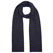 Buy Kin by John Lewis Stripe Scarf Online at johnlewis.com