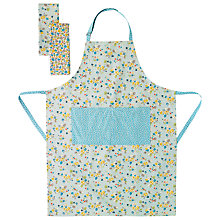 Buy Cath Kidston Apron and 2 Tea Towel Gift Set Online at johnlewis.com