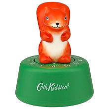 Buy Cath Kidston Squirrel Timer Online at johnlewis.com