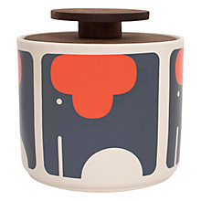 Buy Orla Kiely Storage Elephant, 1L Online at johnlewis.com