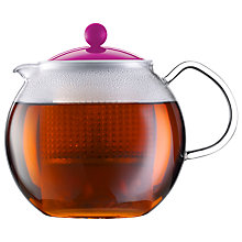 Buy Bodum Assam Tea Press, 1L Online at johnlewis.com