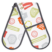 Buy John Lewis Market Fresh Oven Glove Online at johnlewis.com