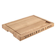 Buy Emma Bridgewater Oak Carving Board Online at johnlewis.com