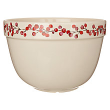 Buy John Lewis Midwinter Pudding Basin Online at johnlewis.com