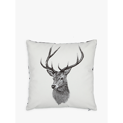 Image of Ben Rothery Henry Stag Cushion