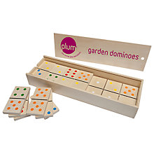 Buy Plum Products Garden Dominoes Set Online at johnlewis.com