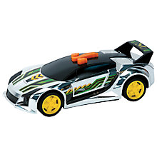 Buy Hot Wheels Edge Glow Quik 'n' Sik Car Online at johnlewis.com