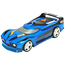 Buy Hot Wheels Hyper Racer Spin King Online at johnlewis.com