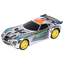 Buy Hot Wheels Edge Glow Nerve Hammer Car Online at johnlewis.com