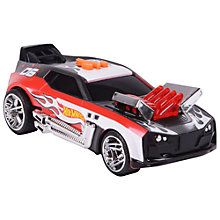 Buy Hot Wheels  Flash Drifter Light and Sound Twinduction Online at johnlewis.com