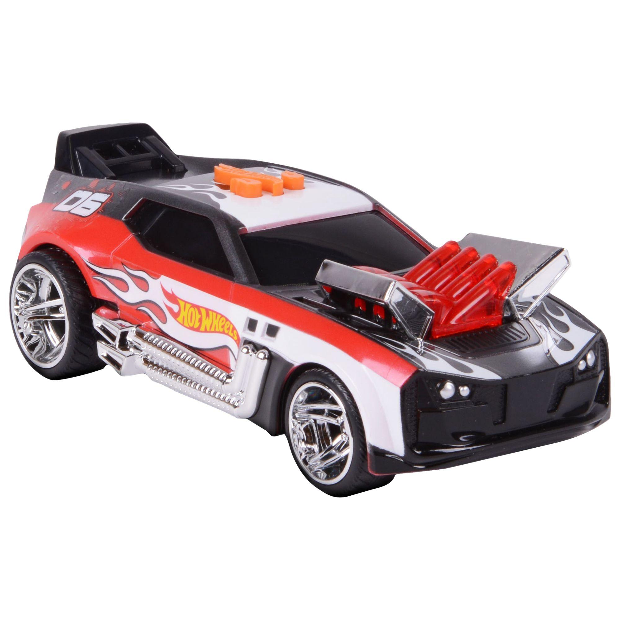 Hot Wheels Hot Wheels Flash Drifter Light and Sound Twinduction