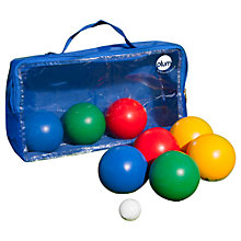 Buy Plum Products Garden Boules Set Online at johnlewis.com