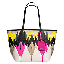 Buy Coach Taxi Zip Leather Tote Bag Online at johnlewis.com