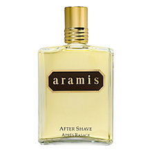 Buy Aramis After Shave Splash, 240ml Online at johnlewis.com