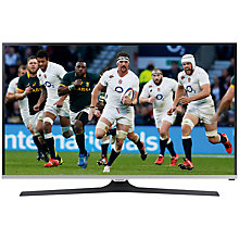 "Buy Samsung UE48J5100 LED HD 1080p TV, 48"" with Freeview HD with HW-J550 Wireless Soundbar Online at johnlewis.com"