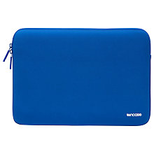 "Buy Incase Classic Sleeve for 15"" MacBooks Online at johnlewis.com"