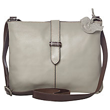 Buy White Stuff Naomi Bag, Grey Online at johnlewis.com