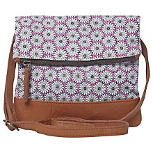 Buy White Stuff Lizzie Cross Body Bag, Blue Online at johnlewis.com
