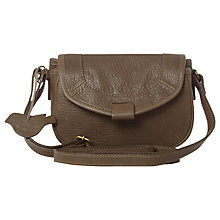 Buy White Stuff Gemma Cross Body Bag, Brown Online at johnlewis.com