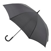 Buy Fulton Knightsbridge 1 Walking Umbrella, Black Online at johnlewis.com