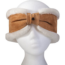 Buy UGG Carter Headband, Chestnut Online at johnlewis.com