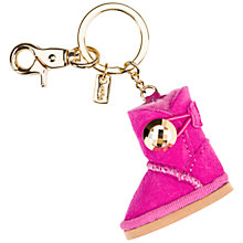 Buy UGG Bailey Boot Charm Keyring Online at johnlewis.com