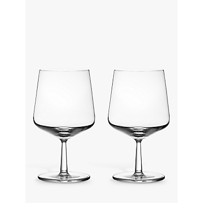 Iittala Essence Beer Glass, 48cl, Set of 2
