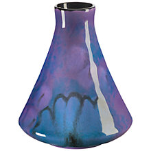 Buy Poole Jasmine Conical Bud Vase, H12cm Online at johnlewis.com