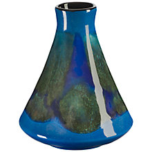 Buy Poole Alexis Conical Bud Vase, H12cm Online at johnlewis.com