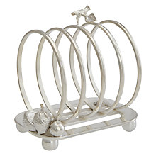 Buy Culinary Concepts Mixed Fruit Toast Rack Online at johnlewis.com