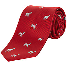 Buy Jaeger Vicuna Silk Tie Online at johnlewis.com