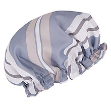 Buy John Lewis New England Stripe Shower Cap Online at johnlewis.com