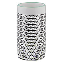 Buy House by John Lewis Isometric Bathroom Tumbler Online at johnlewis.com