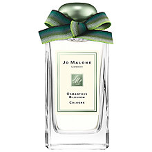 Buy Jo Malone Osmanthus Blue Skies & Blossom Cologne, 100ml Online at johnlewis.com