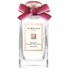 Buy Jo Malone Sakura Cherry Blue Skies & Blossom Cologne, 100ml Online at johnlewis.com