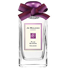 Buy Jo Malone Plum Blossom Cologne, 100ml Online at johnlewis.com