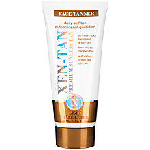 Buy Xen-Tan Face Tanner Light, 80ml Online at johnlewis.com