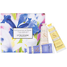 Buy L'Occitane La Collection de Grasse Hand Cream Trio, 3 x 30ml Online at johnlewis.com