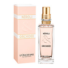 Buy L'Occitane Néroli & Orchidée Eau de Toilette, 75ml Online at johnlewis.com