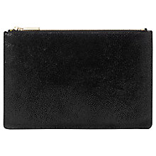 Buy Whistles Small Stingray Clutch Bag Online at johnlewis.com