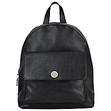 Buy Whistles Madison Sporty Backpack, Black Online at johnlewis.com