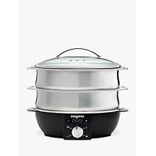 Buy Magimix 11581 Multifunction Steamer Online at johnlewis.com