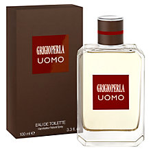 Buy Grigioperla Uomo Eau de Toilette, 100ml Online at johnlewis.com