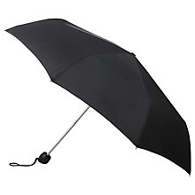 Buy Fulton Minilite Umbrella, Black Online at johnlewis.com