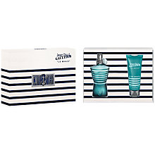 Buy Jean Paul Gaultier Le Male Eau de Toilette Gift Set Online at johnlewis.com